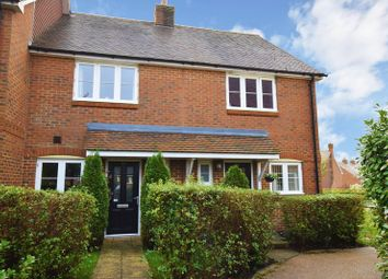 Thumbnail 2 bed end terrace house for sale in Juziers Drive, East Hoathly, Lewes