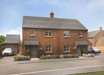 Thumbnail 3 bed semi-detached house for sale in The Abbey, Kingsbury Park, Coventary Road, Lutterworth