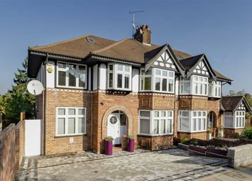 Thumbnail 4 bed semi-detached house to rent in Sandall Road, London