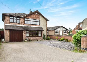 Thumbnail 5 bedroom detached house for sale in Heanor Road, Smalley, Ilkeston