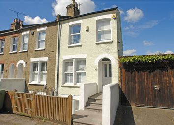 Thumbnail 4 bed town house to rent in Hillcourt Road, East Dulwich, London