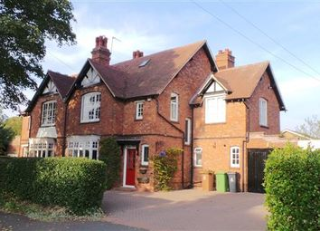 Thumbnail 4 bed semi-detached house for sale in Middleton Road, Streetly, Sutton Coldfield