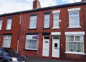 Thumbnail 2 bedroom terraced house for sale in Buckley Street, Reddish