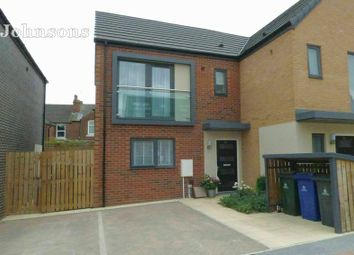 Thumbnail 1 bed semi-detached house for sale in Paddock View, Doncaster
