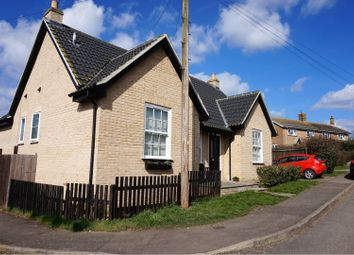 Thumbnail 3 bed detached bungalow for sale in Silver Street, Witcham, Ely