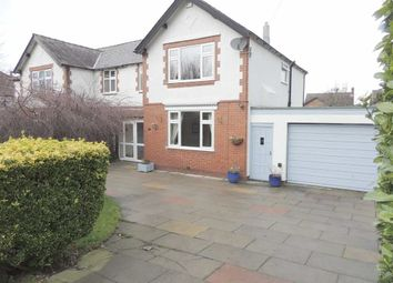 Thumbnail 4 bed semi-detached house for sale in Torkington Road, Hazel Grove, Stockport