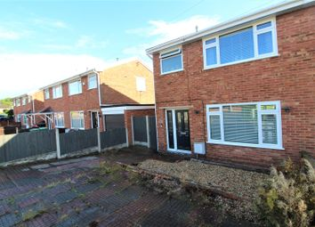 Thumbnail 3 bed semi-detached house for sale in Queensway, Gwersyllt, Wrexham