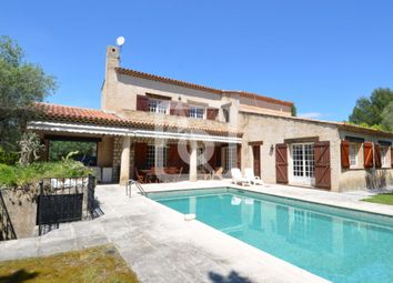 Thumbnail 7 bed property for sale in Roquefort Les Pins, Provence-Alpes-Cote D'azur, 06330, France
