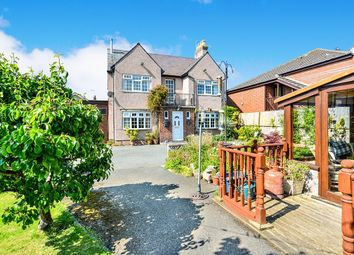 Thumbnail 4 bed detached house for sale in Sandy Lane, Prestatyn