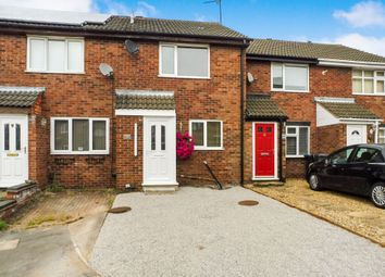 2 bed terraced house for sale in Willow Close, Burbage, Hinckley LE10