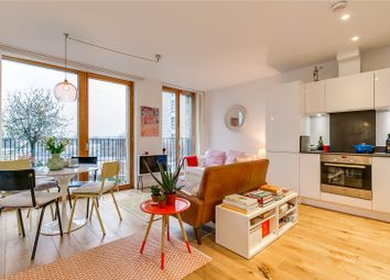 Thumbnail 1 bed flat for sale in Packenham House, 25 Lockton Street, London