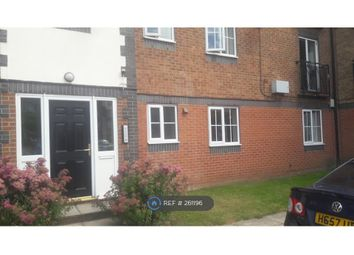 Thumbnail 2 bed flat to rent in Lancelot Court, Hull