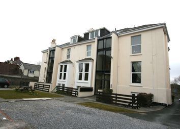 Thumbnail 2 bed flat to rent in Mannamead Road, Hartley Park Court, Plymouth
