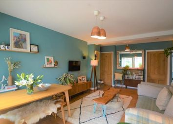 Thumbnail 2 bed flat for sale in Trewartha Close, Carbis Bay, St. Ives, Cornwall