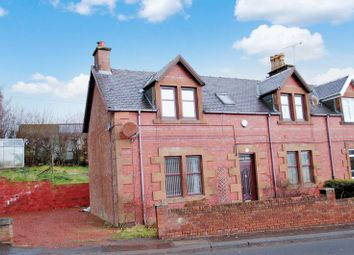 Thumbnail 2 bed semi-detached house for sale in Lanark Road, Carstairs, Lanark