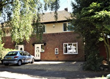 Thumbnail 3 bed semi-detached house for sale in East Elloe Avenue, Holbeach, Spalding