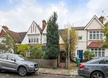 Thumbnail 3 bed terraced house for sale in St Leonards Road, East Sheen