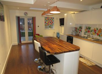 Thumbnail 3 bedroom terraced house for sale in Thirlestane Road, Far Cotton, Northampton
