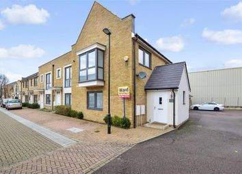 Thumbnail 2 bed end terrace house for sale in The Fort, Rochester, Kent