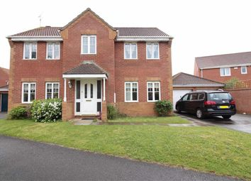 Thumbnail 4 bedroom detached house for sale in Ford Lane, Emersons Green, Bristol