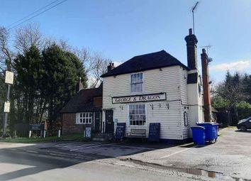Thumbnail Pub/bar for sale in Five Oak Green Road, Tudeley, Tonbridge