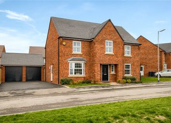 Thumbnail 4 bed detached house to rent in Badger Lane, Long Itchington, Southam
