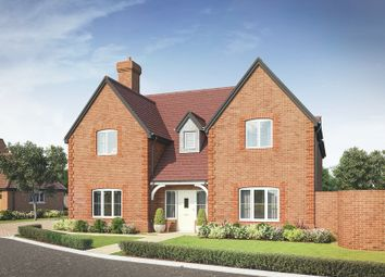 Thumbnail 4 bedroom detached house for sale in Harvest Ride, Warfield