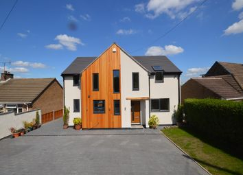 Thumbnail 4 bed detached house for sale in Longedge Lane, Wingerworth, Chesterfield
