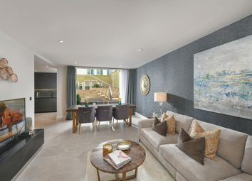 Thumbnail 4 bed town house for sale in Lee Terrace, Blackheath, London