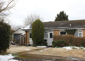Thumbnail 2 bed bungalow for sale in Ashley Close, Crondall
