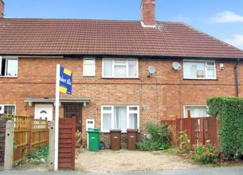 Thumbnail 3 bedroom terraced house to rent in Manton Crescent, Lenton Abbey