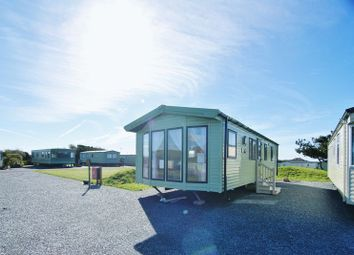Thumbnail 2 bed mobile/park home for sale in Silecroft Country Park, Silecroft, Whicham