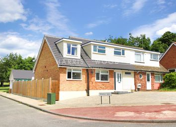 Thumbnail 4 bed semi-detached house for sale in Broadlands Way, Colchester