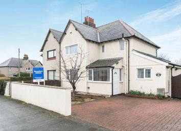 Thumbnail 3 bed semi-detached house for sale in Cae Derw, Llandudno Junction, Conwy