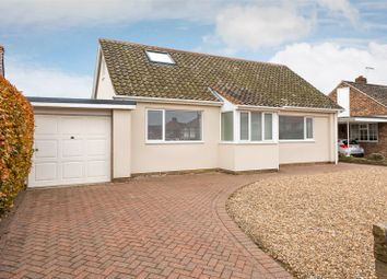 Thumbnail 4 bed detached bungalow for sale in Bad Bargain Lane, York