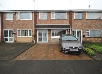 Thumbnail 3 bed terraced house for sale in Hothorpe Close, Binley, Coventry