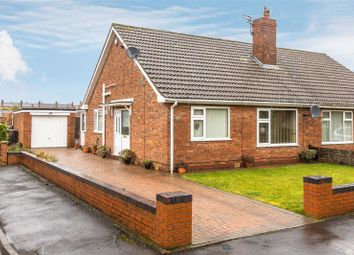 Thumbnail 3 bedroom semi-detached bungalow for sale in Kingsthorpe, York