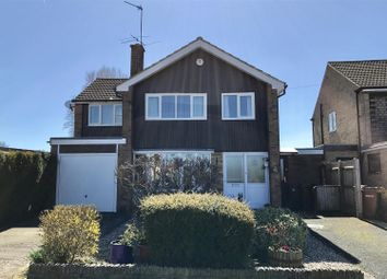 Thumbnail 4 bed detached house for sale in Meadow Way, Melton Mowbray