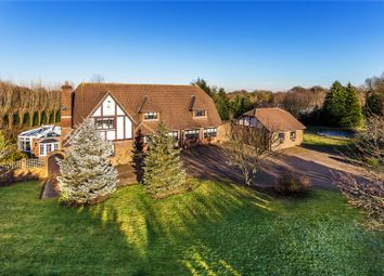 Thumbnail 4 bed detached house for sale in Jail Lane, Biggin Hill, Westerham