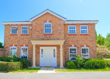 4 bed detached house for sale in Tandy Rise, Milton Keynes MK8