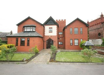 Thumbnail 4 bed flat for sale in Montebello Castle, Chester Road, Knutsford