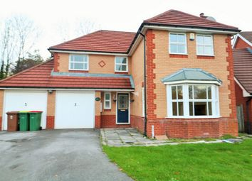 Thumbnail 5 bed detached house for sale in Spruce Close, Fulwood, Preston, Lancashire