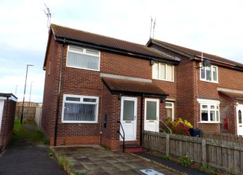 Thumbnail 2 bedroom semi-detached house for sale in Burlington Close, Sunderland