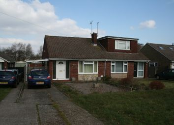 Thumbnail 2 bed bungalow to rent in Allen Road, Hedge End, Southampton