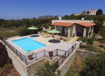 Thumbnail 3 bed villa for sale in Kefalas, Apokoronas, Crete, Greece