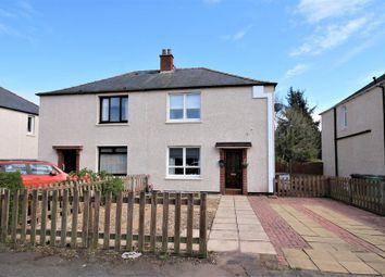 Thumbnail 3 bed property for sale in Goodwin Drive, Annbank, Ayr