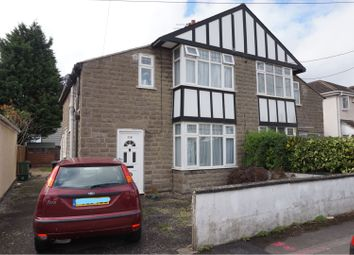 Thumbnail 3 bed semi-detached house for sale in St. Michaels Avenue, Clevedon