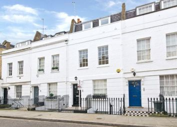 Thumbnail 3 bed terraced house to rent in Hasker Street, Chelsea