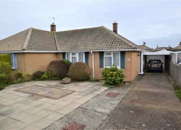 Thumbnail 2 bed semi-detached bungalow for sale in Innings Drive, Pevensey Bay, Pevensey