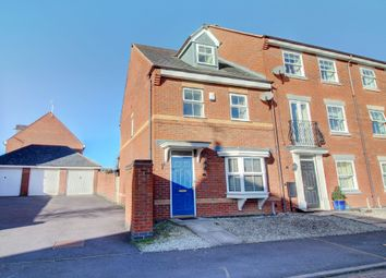 Thumbnail 3 bed semi-detached house for sale in Benches Furlong, Rugby